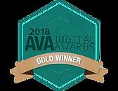 AVA Digital Awards logo