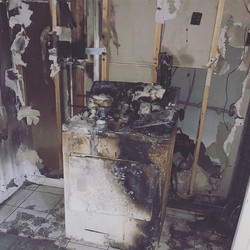 Every year over 15,000 dryer fires occur