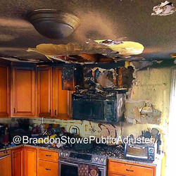 Our team is helping this homeowner after