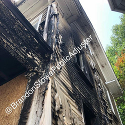 Another large fire loss