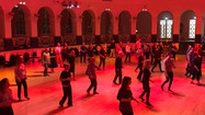 Monday 21st January at the Winter Gardens Ballroom