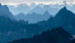 Hidden Mountains, Lake Clark National Park