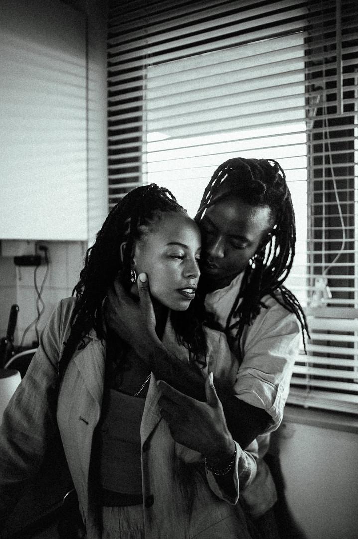 Gray Code (Barber) & Shanity Alvares (Da