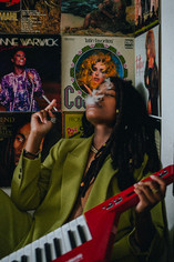Zulu Green (Singer, Song Writer)