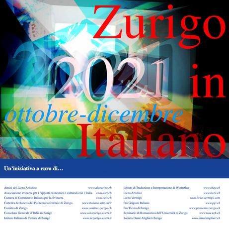 Zurigo in Italiano 2021