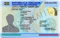 EMISSIONE DELLA CARTA D'IDENTITÀ ELETTRONICA (CIE)