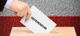 Referendum costituzionale settembre 2020