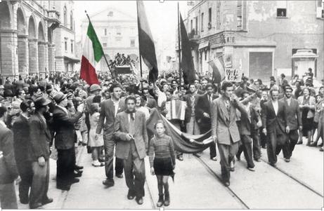 commemorazione del XXV aprile