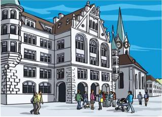 Vivere e lavorare a Zurigo