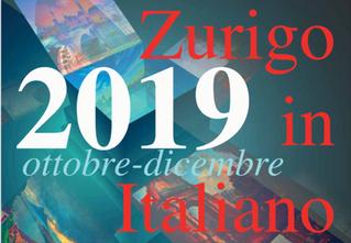 Zurigo in Italiano 2019
