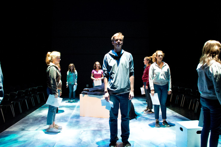 TAR AND FEATHER at Williamstown Theatre Festival