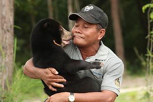 Free The Bears - Cambodia