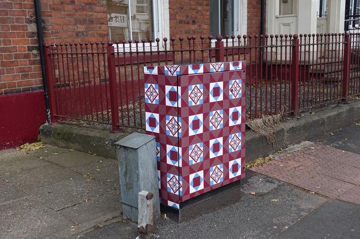 Hull Signal Box Artwork