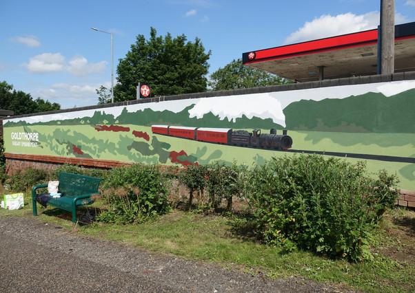 Goldthorpe Railway Embankment