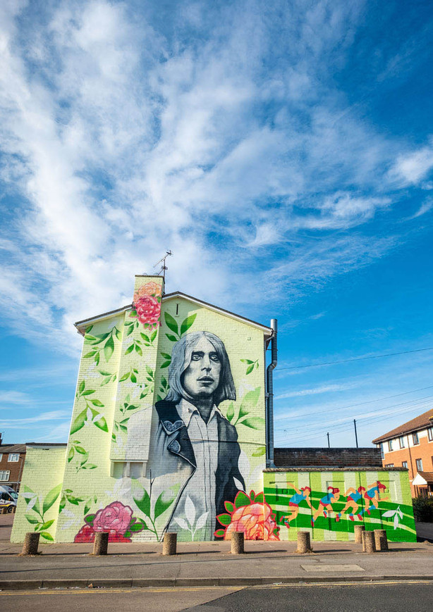 Bilton Grange Mural Project