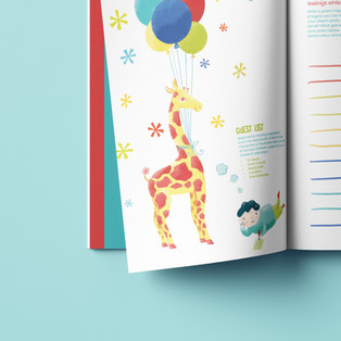 Back To Ours Activity Book