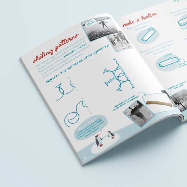 Winter Wonderland Activity Booklet