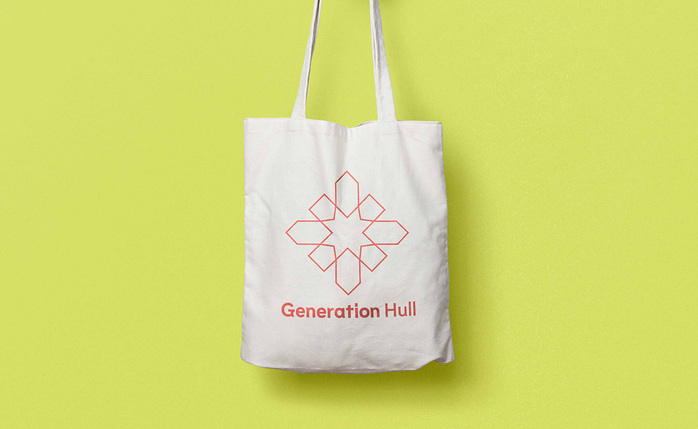 Generation Hull logo brand
