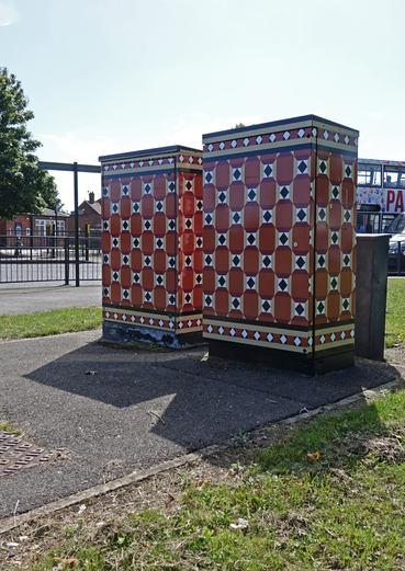 signal box artwork
