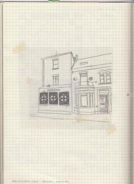 Doorstep Sketches