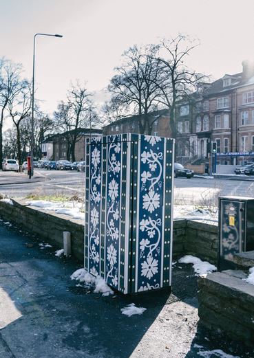 Decorative Signal Boxes