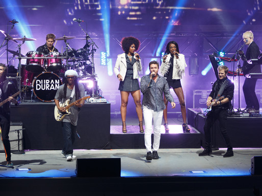 Exclusive: How Nile Rodgers and Duran Duran Helped Each Other Win