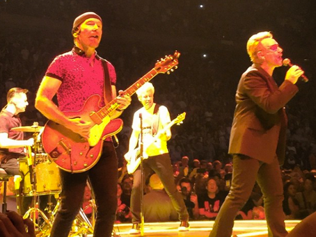 U2 Continues to Bring Awareness to Poverty and AIDS with 'Innocence + Experience Tour'