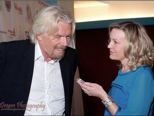 From the Carbon War Room: Richard Branson and More | THE HUFFINGTON POST | By Kristi York Wooten and