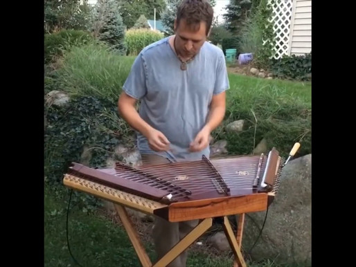 Why We Love the Dulcimer-Playing Dad, His Raccoon and Tears for Fears