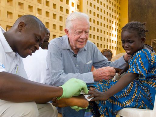 Jimmy Carter, Worm Slayer   THE HUFFINGTON POST   By Kristi York Wooten