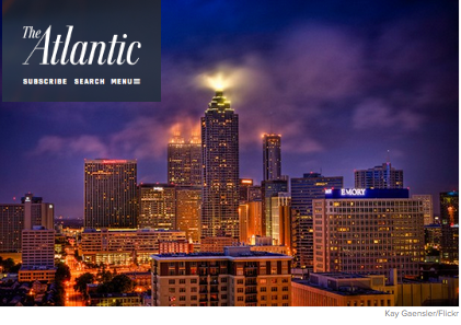 How 1980s Atlanta Became the Backdrop for the Future