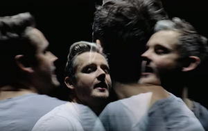 "Tom Chaplin's ""Still Waiting"" video, directed by Kevin Godley"