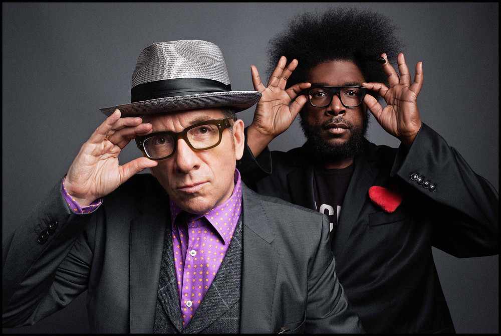 Elvis Costello and Quest Love