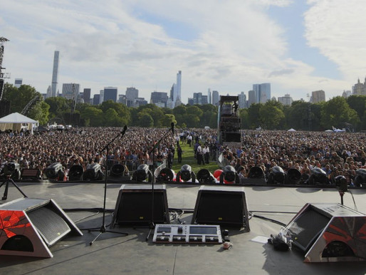 Global Citizen Festival: Bands and Prime Ministers