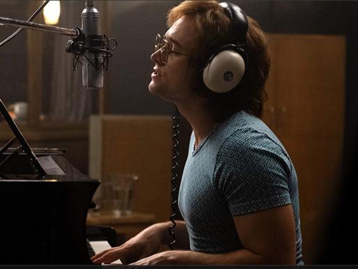 Rocketman is a Bodacious Romp, But Elton John Deserves More