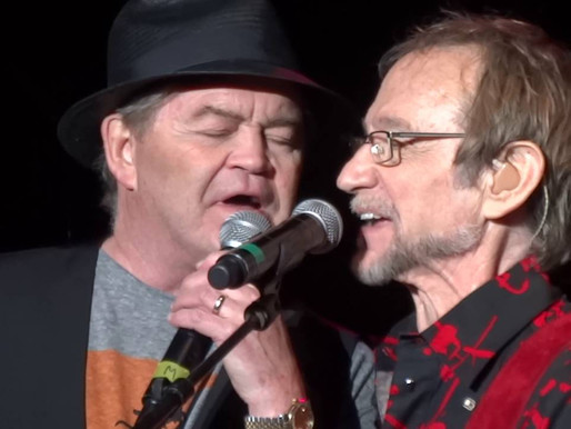 The Monkees Kick Off Fun 50th Anniversary Tour Down South