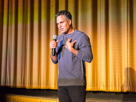 Mark Ruffalo honors Atlanta environmental activists as superheroes