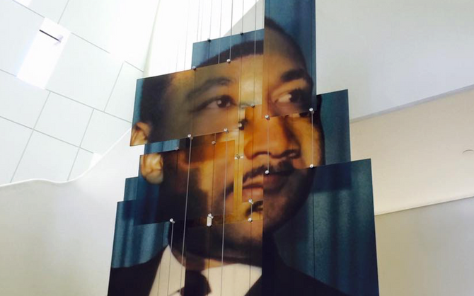Searching for Dr. King in a War of Words