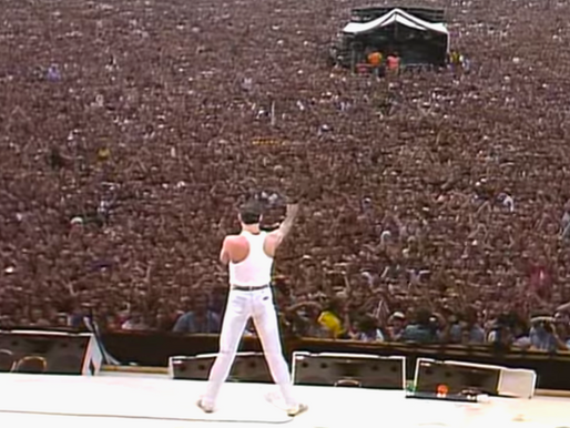 Queen's Brilliance at Live Aid: What Bohemian Rhapsody Missed