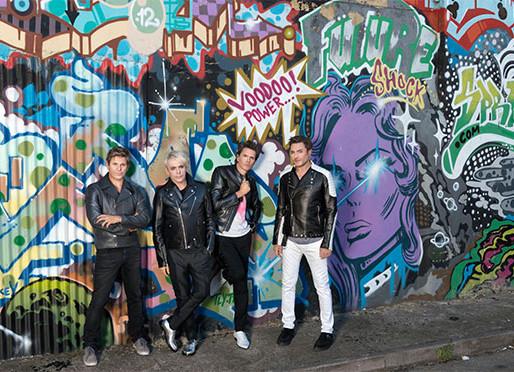 Simon Le Bon: Why Duran Duran Never Complains