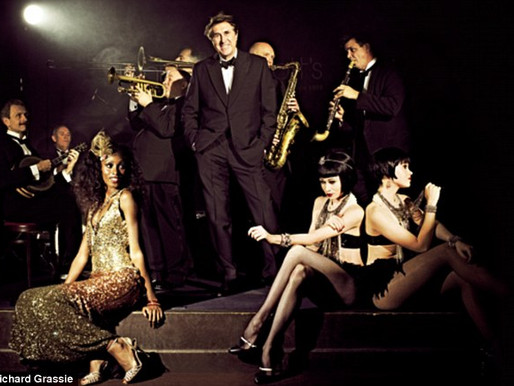 Is Bryan Ferry the Real Great Gatsby? | THE HUFFINGTON POST | By Kristi York Wooten