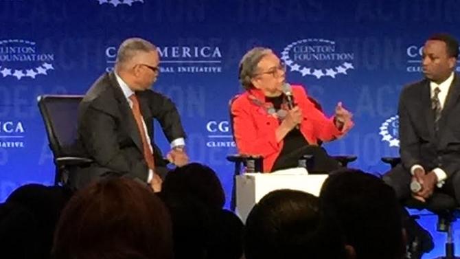 Marian Wright Edelman Exclusive: Children Need Advocates – in Georgia and Across America