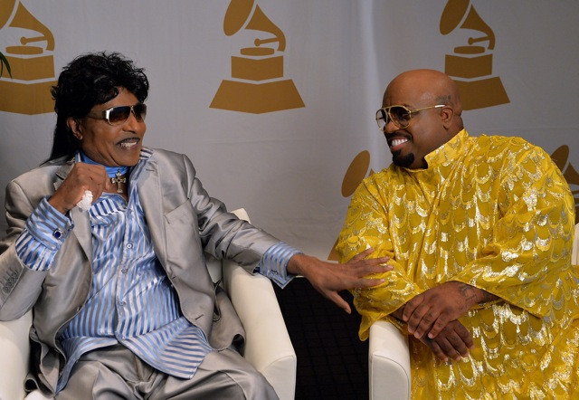 Little Richard and Cee Lo in Atlanta, 2013
