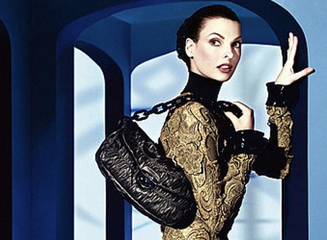 Fall Fashion 2009: Return of the 1990s Supermodel