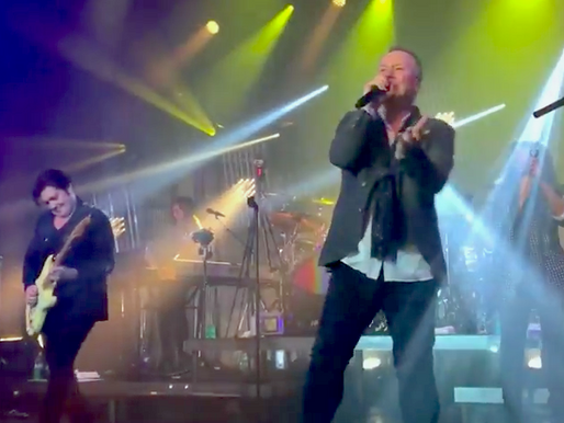 Jim Kerr Talks About Simple Minds' Hot New Tour and Top-5 Album