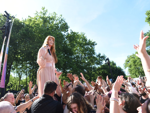 Florence and the Machine's New Feminist Sensibility