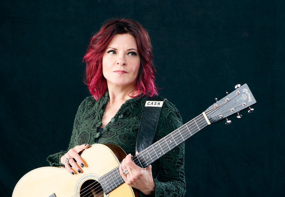 Rosanne Cash, 2018. Courtesy of Shore Fire Media