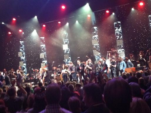 Rock Hall of Famers Honor Gregg Allman