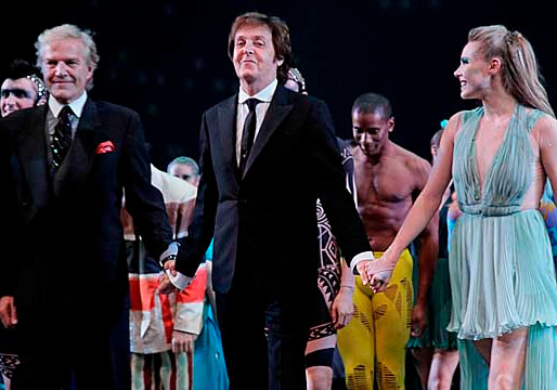 Paul McCartney's Classical Music and Sir Paul, the Sun King