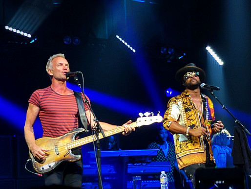 Sting and Shaggy's Reggae Party Broke the ATL